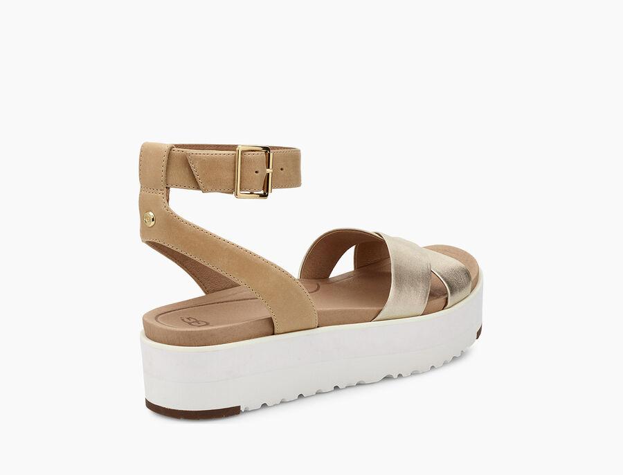 Tipton Metallic Sandal - Image 4 of 6