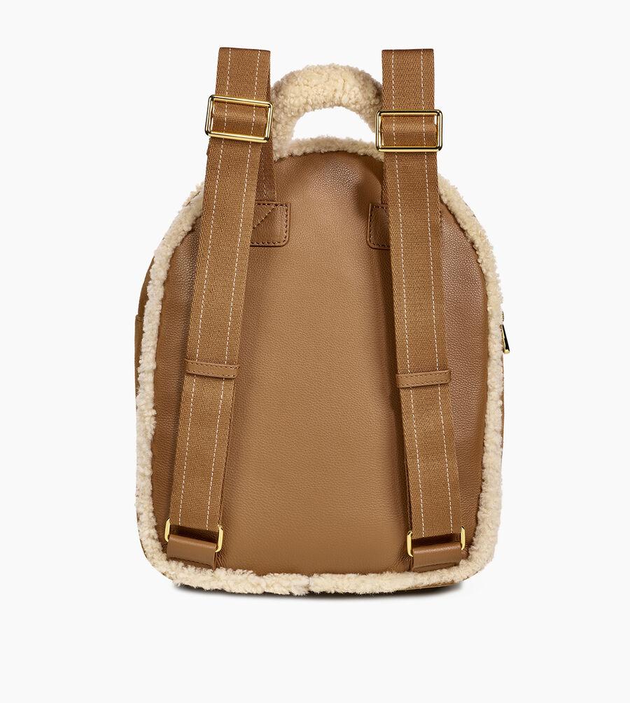 Dannie Sheepskin Backpack - Image 3 of 5