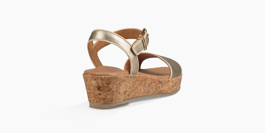Milley Metallic Sandal - Image 4 of 6