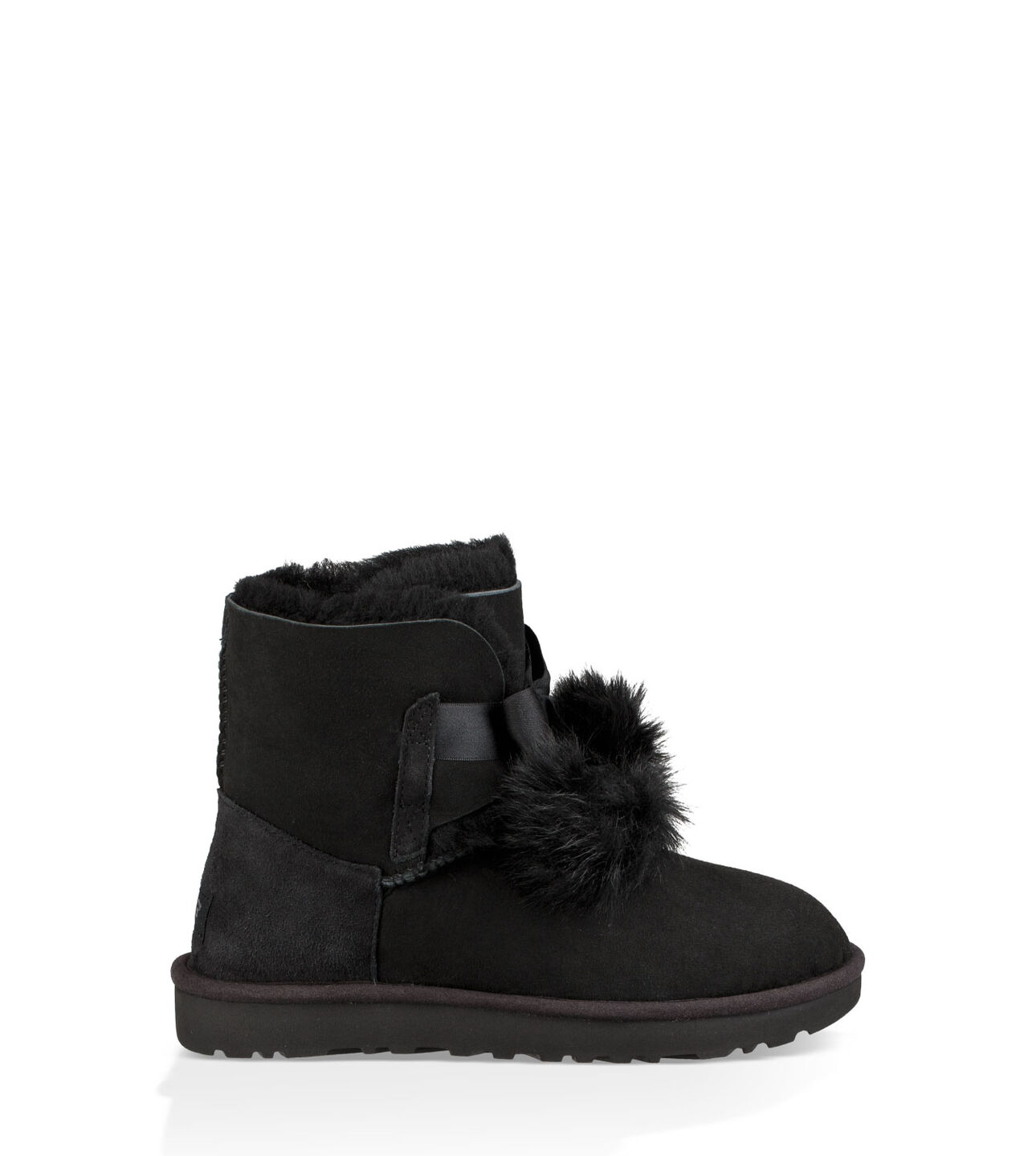8f6fb7d3f3fc Ugg Boots With Pom Poms