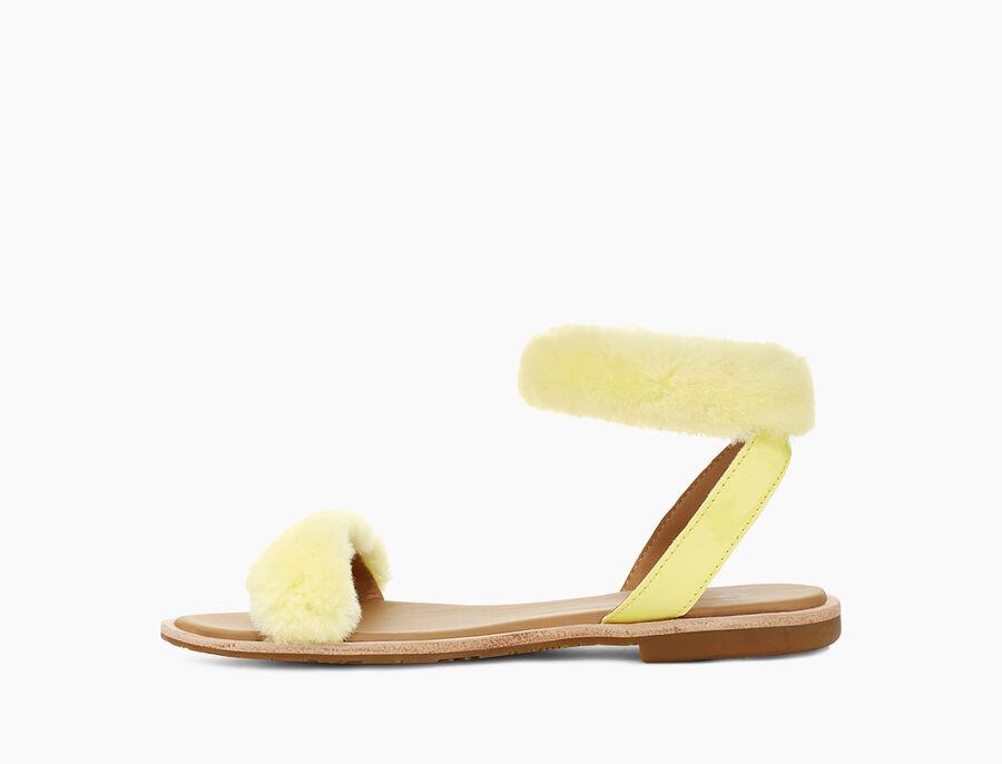 Fluff Springs Patent Sandal - Image 3 of 6
