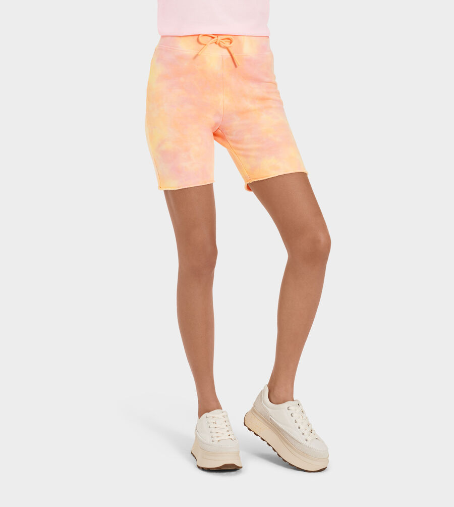 Zahara Biker Short Tie Dye - Image 5 of 5