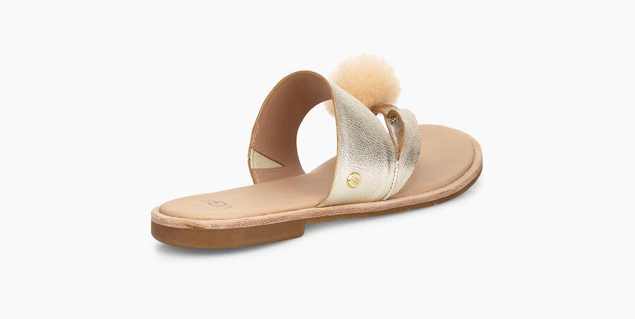 Hadlee Metallic Sandal - Image 4 of 6