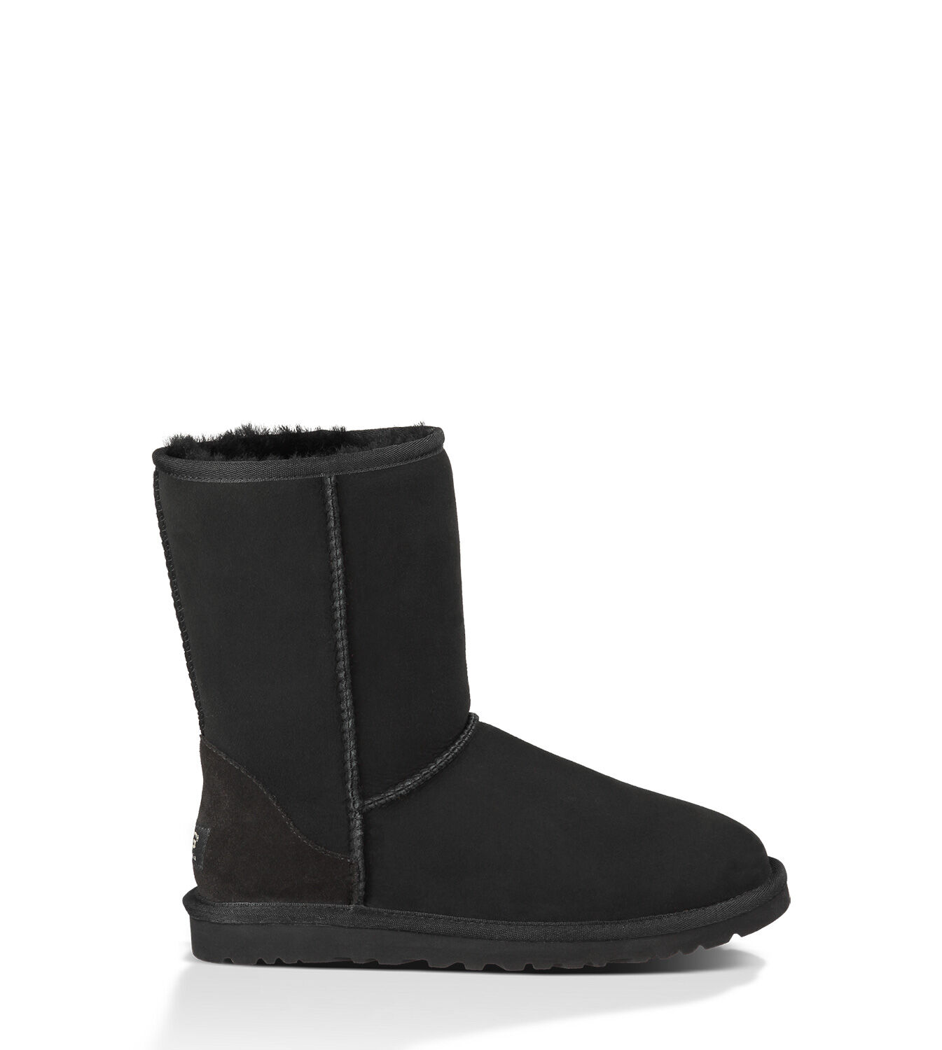 UGG Zipped short boots