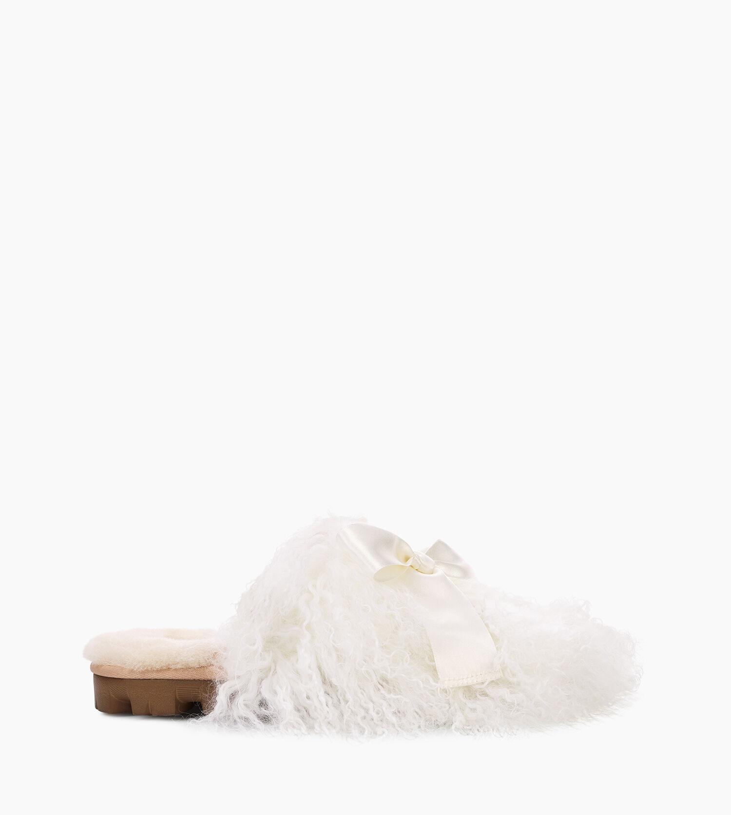 9f2a11e9060 Women's Share this product Classic Coquette Mongolian Slipper