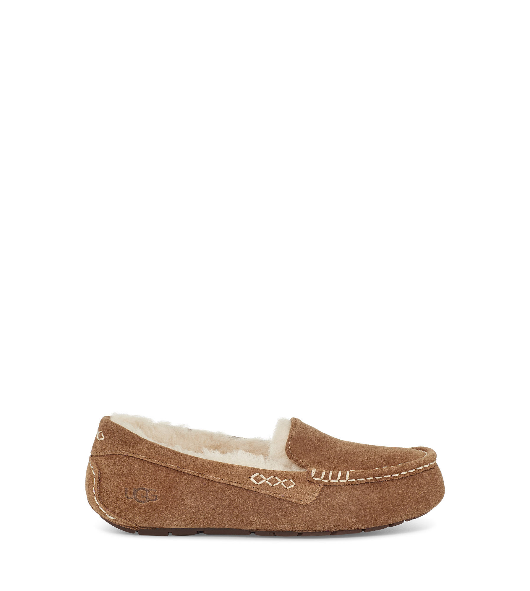 Womens Moccasin Slippers, Casual