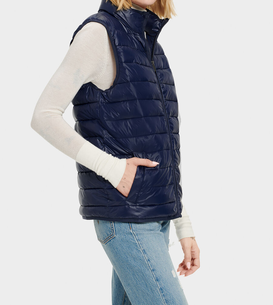 Felton Puffer Vest - Image 4 of 6