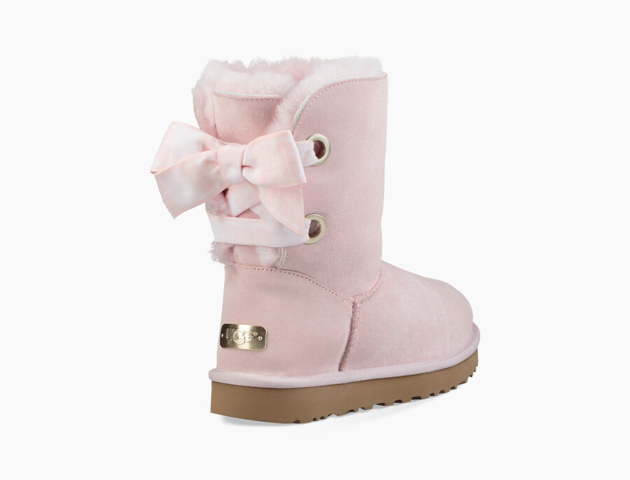 Customizable Bailey Bow Short Boot - Image 6 of 8