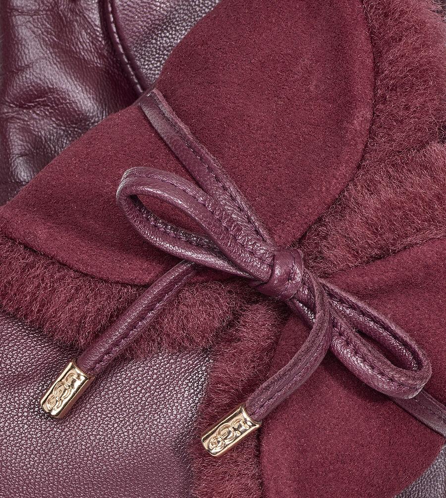 Combo Sheepskin Trim Glove - Image 3 of 3