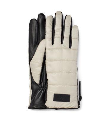 Sherpa Fabric Glove W/ Zipper