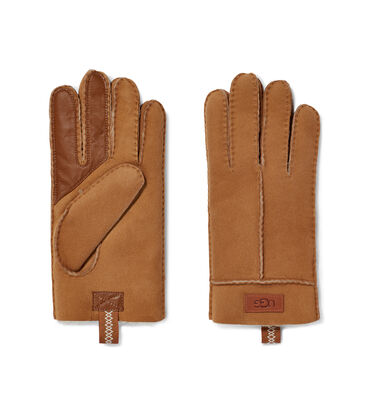 Sheepskin Glove With Tasman Pull Alternative View