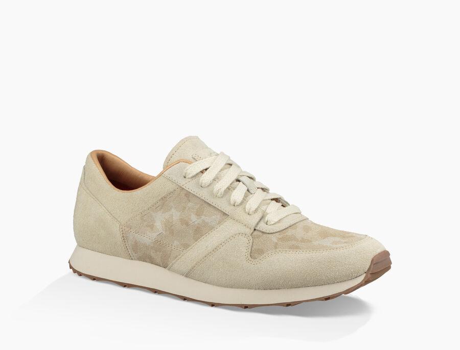 Trigo Suede Camo Sneaker - Image 2 of 6