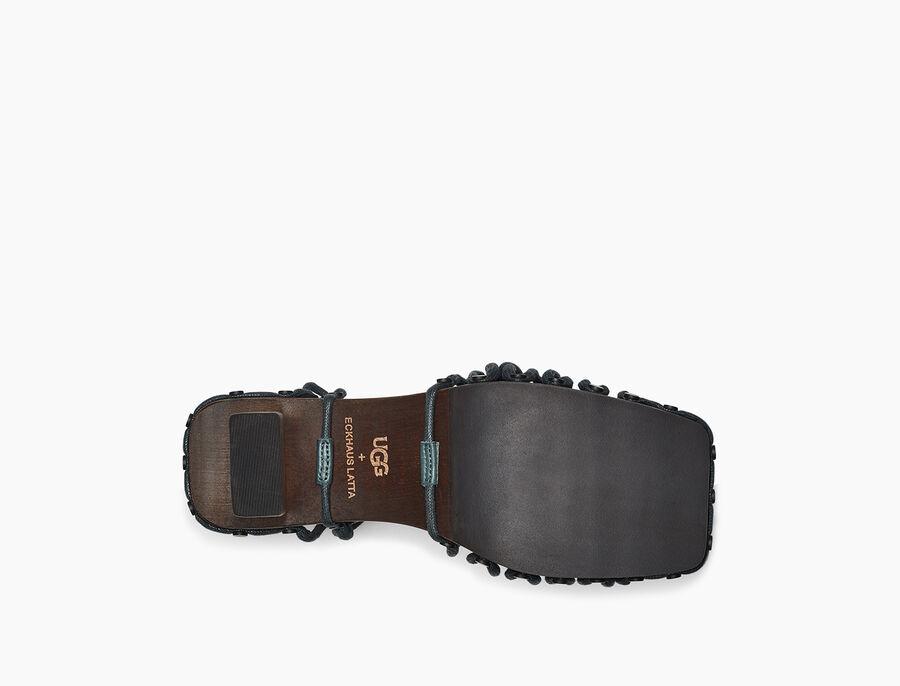 UGG + Eckhaus Latta Lace On Lace Sandal - Image 6 of 6