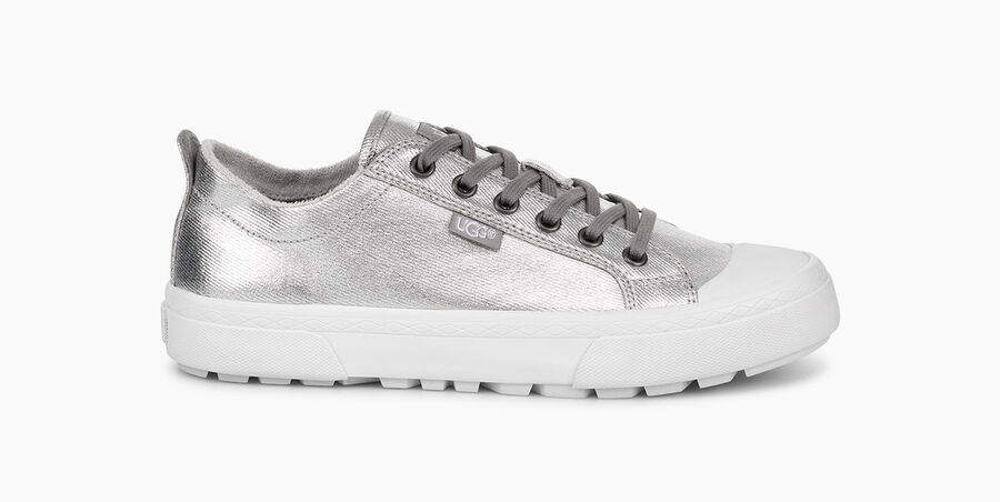 Aries Metallic Sneaker - Image 1 of 6
