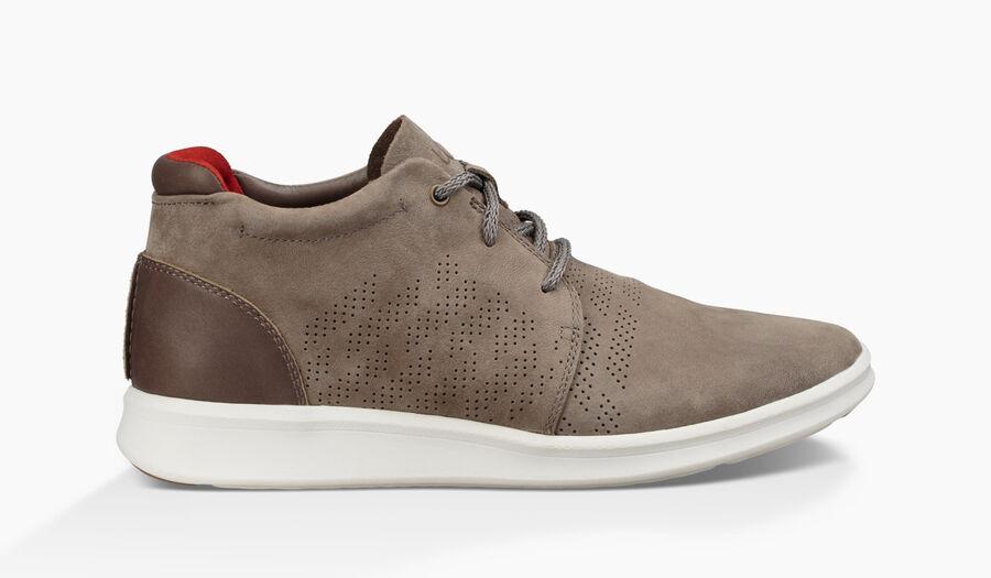 Larken Stripe Perf Sneaker - Image 1 of 6
