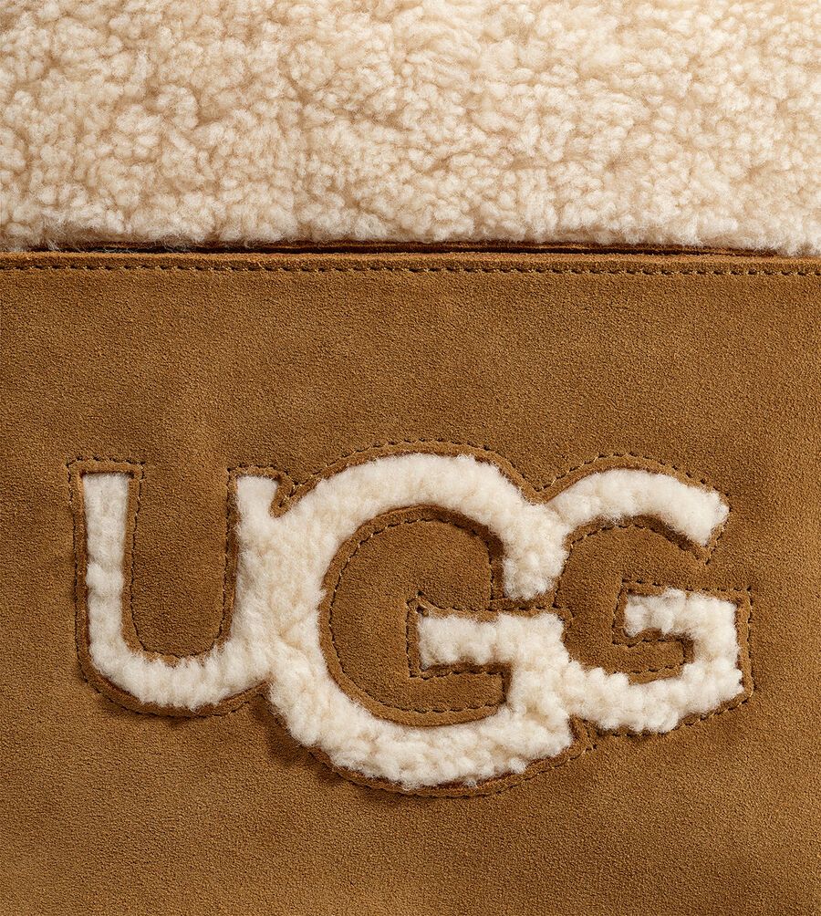 Libby Sheepskin Bucket Tote - Image 5 of 5