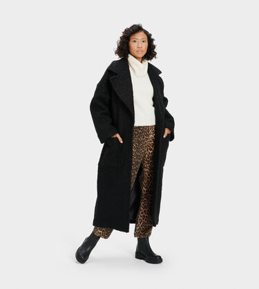 Hattie Long Oversized Coat