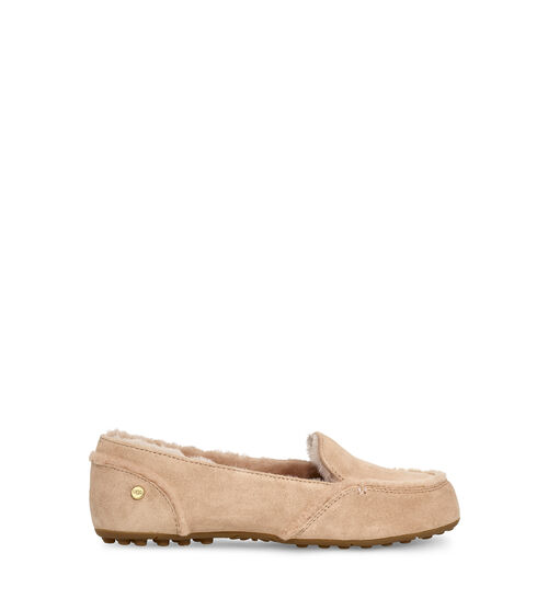 UGG Womens Hailey Loafer Suede In Arroyo, Size 6.5