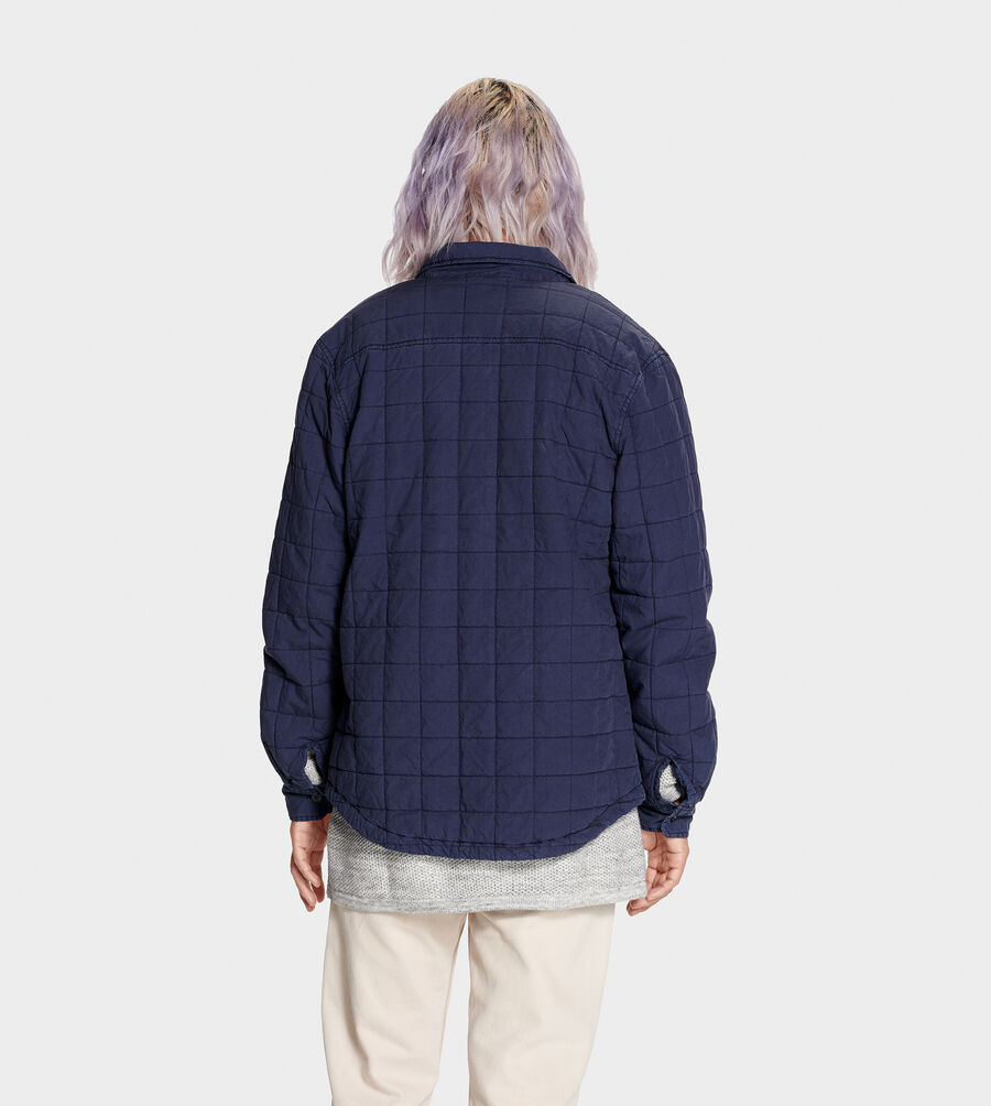 Trent Quilted Shirt Jacket - Image 2 of 6