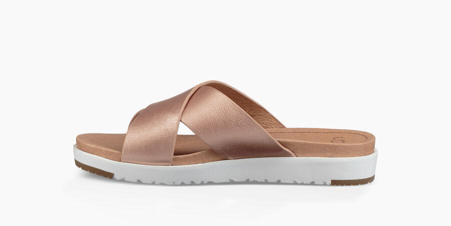 Kari Metallic Sandal - Image 3 of 6