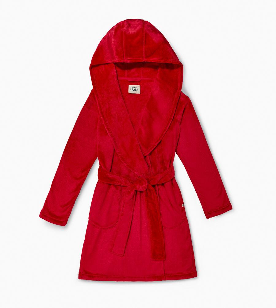 Miranda Fleece Robe - Image 1 of 2