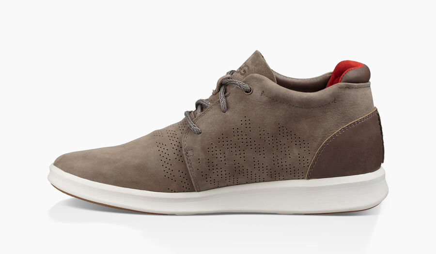 Larken Stripe Perf Sneaker - Image 3 of 6