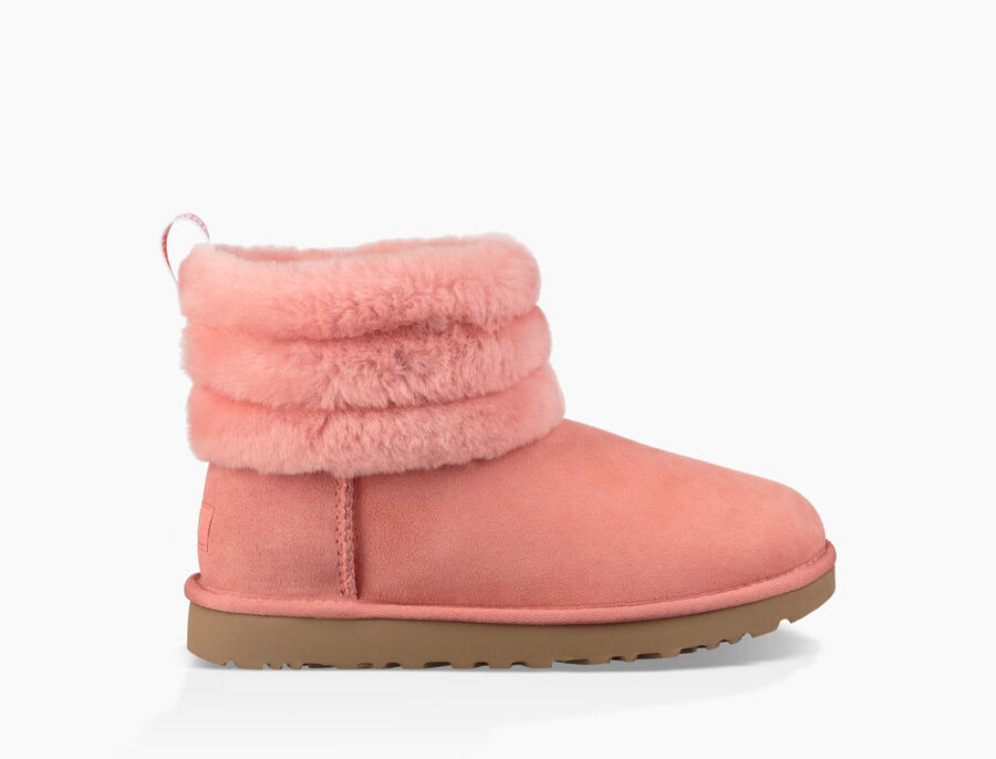 Classic Mini Fluff Quilted Boot | UGG® Official