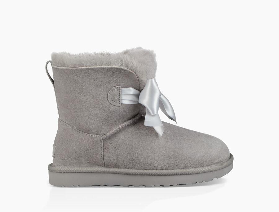Gita Bow Mini Boot - Image 2 of 6
