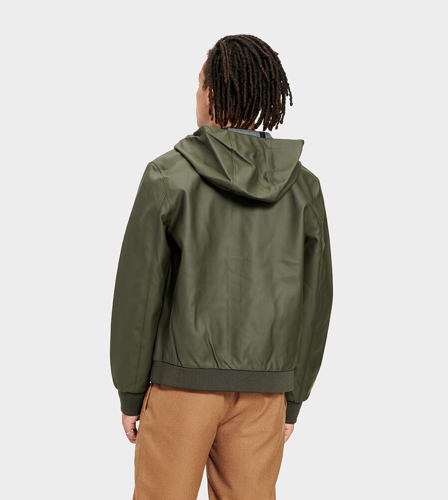 Diego Rubberized Hoodie - Image 2 of 6