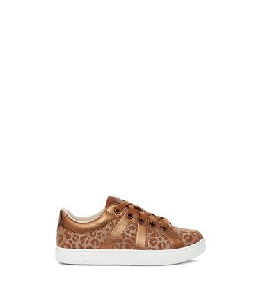Marcus Sneaker Glitter Leopard