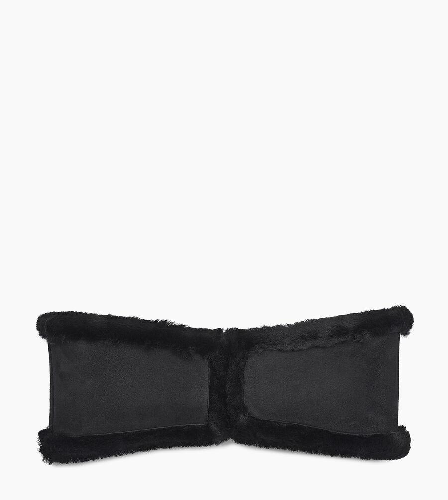 Sheepskin Reversible Headband - Image 2 of 2