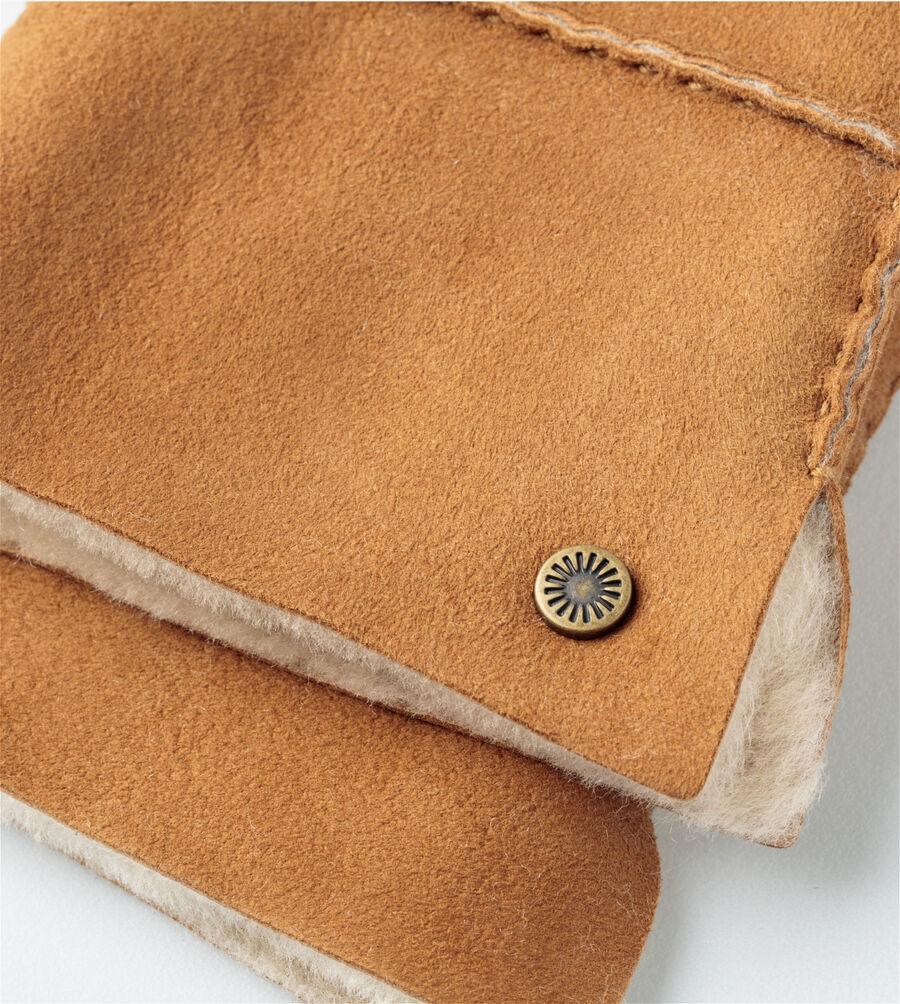 Sheepskin Long Pieced Slim Glove - Image 3 of 3
