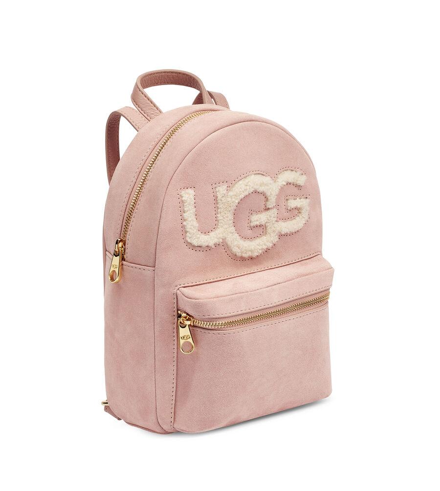 Dannie Mini Backpack Sheepskin - Image 2 of 4