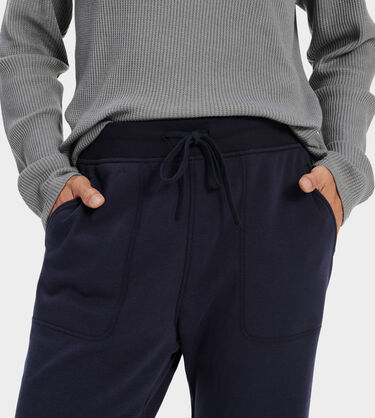 Hank Fleece Joggers Alternative View