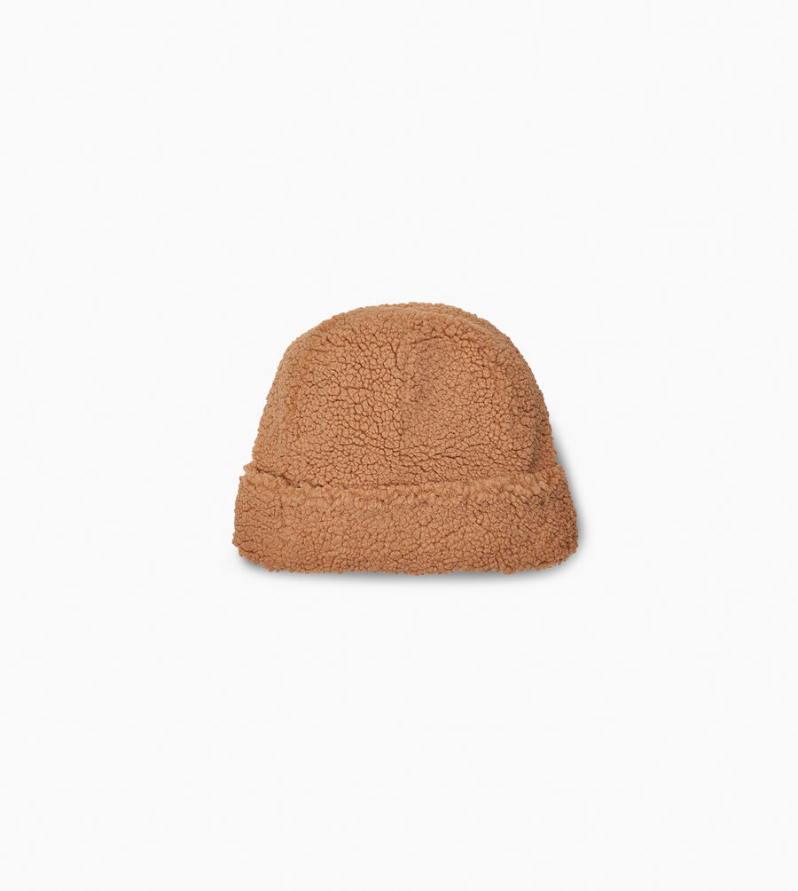 Sherpa Cuff Beanie - Image 2 of 2