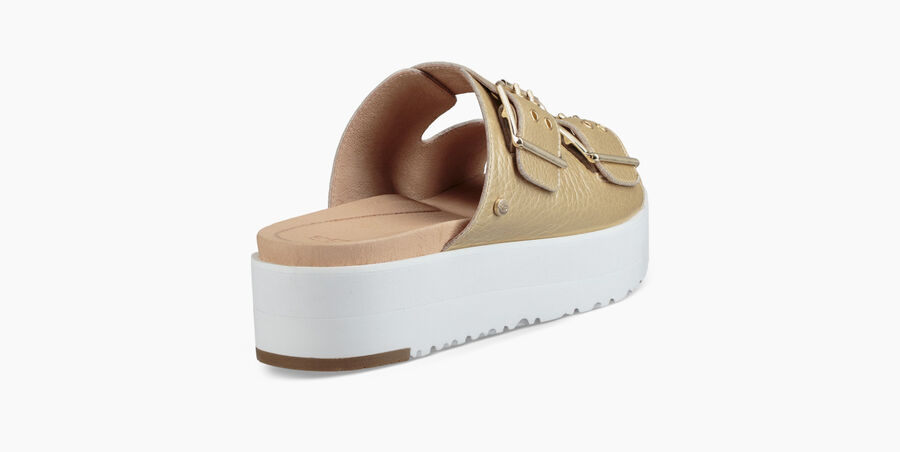 Cammie Metallic Sandal - Image 4 of 6
