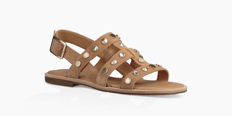 4f290e012 Zoom Zariah Studded Bling Sandal - Image 2 of 6