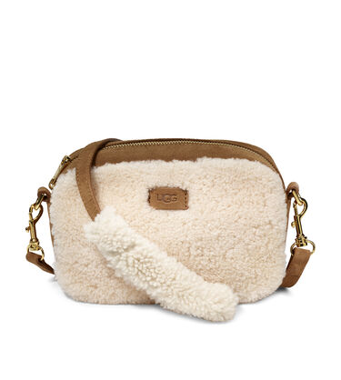Janey Sheepskin Crossbody II