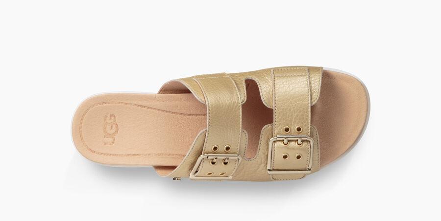 Cammie Metallic Sandal - Image 5 of 6