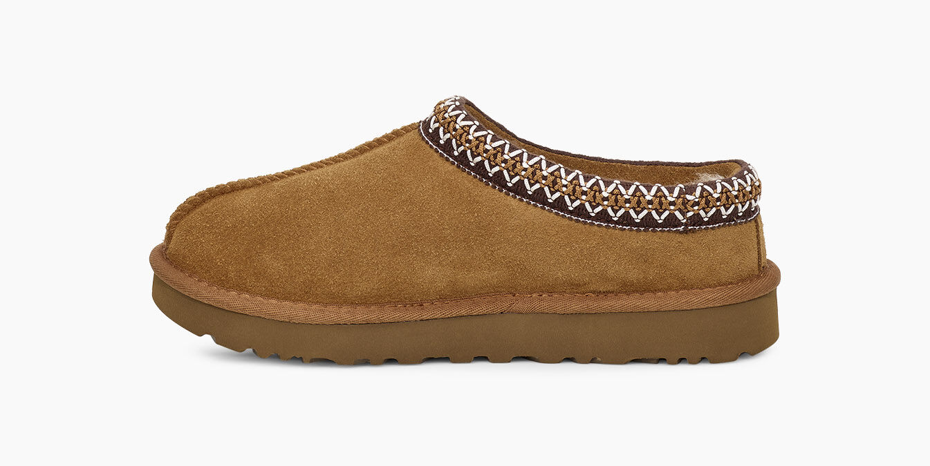 ugg tasman 5955 chocolate slippers rh woodruffmgmt com