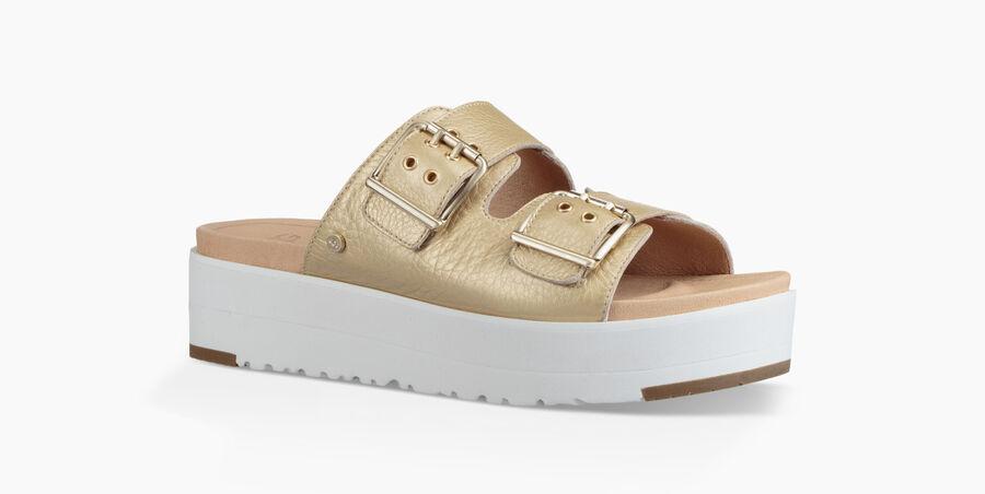 Cammie Metallic Sandal - Image 2 of 6