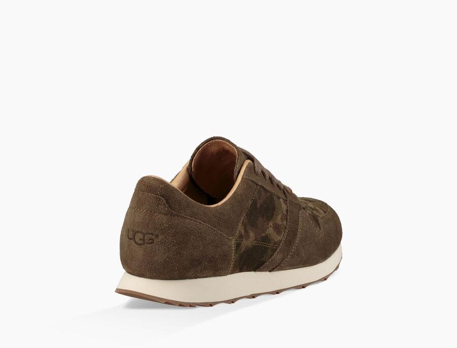 Trigo Suede Camo Sneaker - Image 4 of 6
