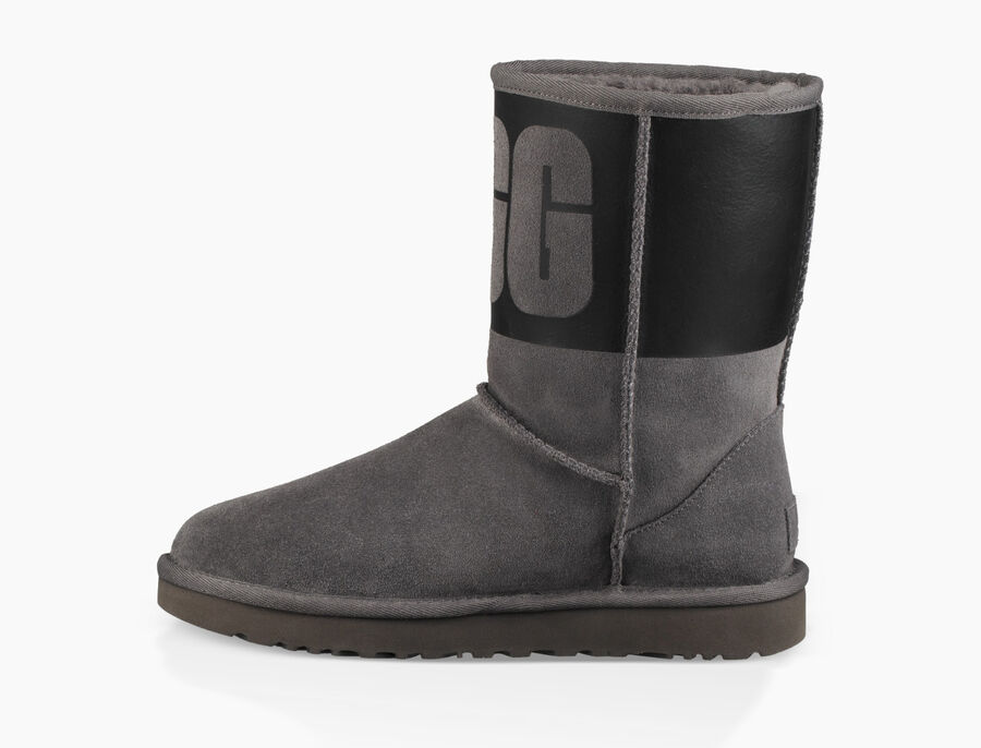 Classic Short UGG Rubber Boot - Image 3 of 6