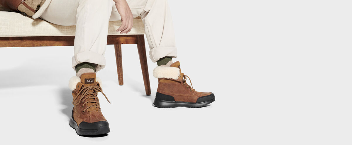 Eliasson Boot - Lifestyle image 1 of 1