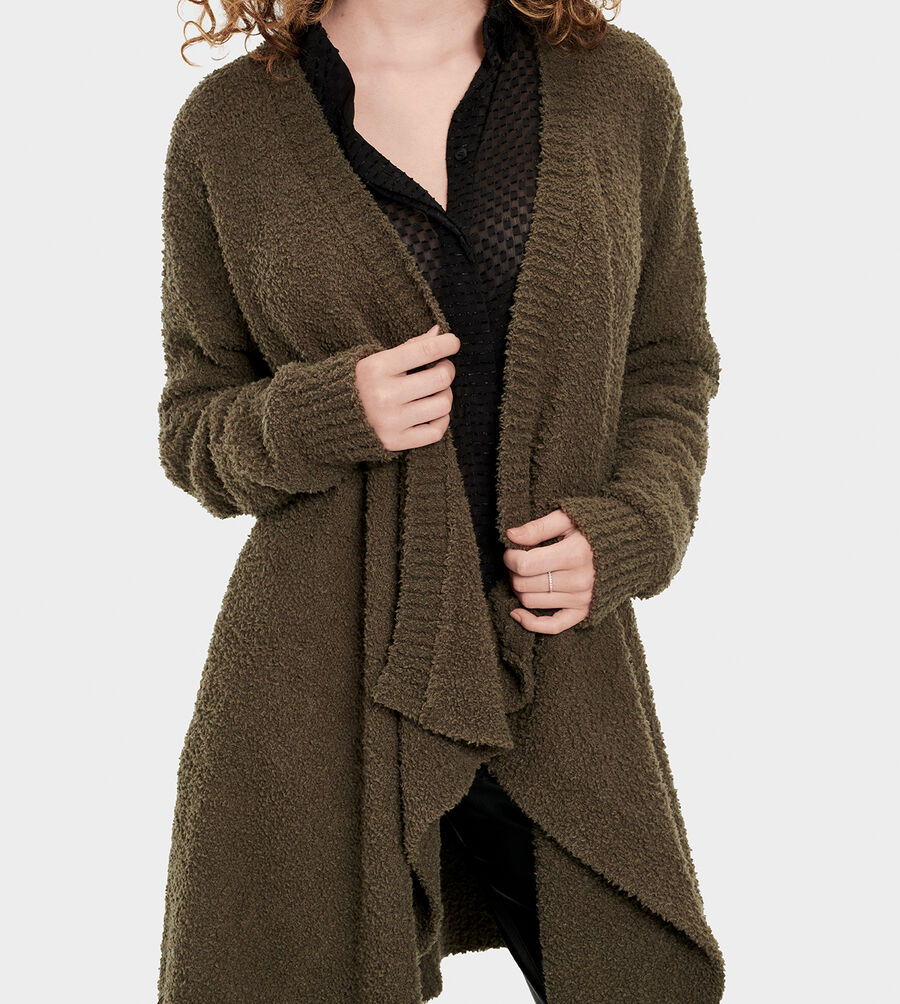 Phoebe Wrap Cardigan - Image 5 of 6
