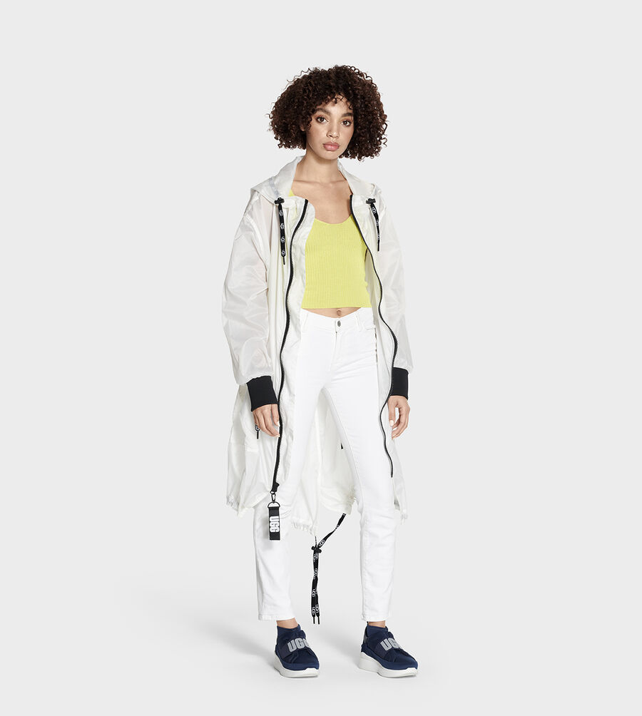 Carinna Hooded Anorak Jacket - Image 1 of 4