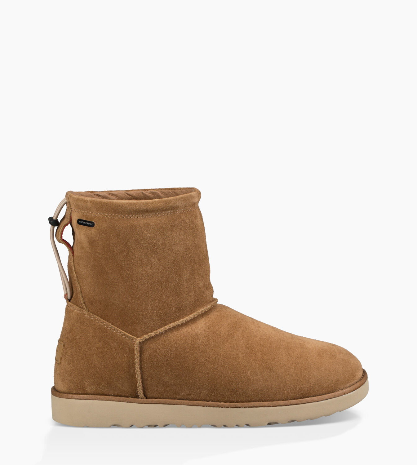 UGG Classic Toggle Waterproof Suede Boots 6TfPdGf