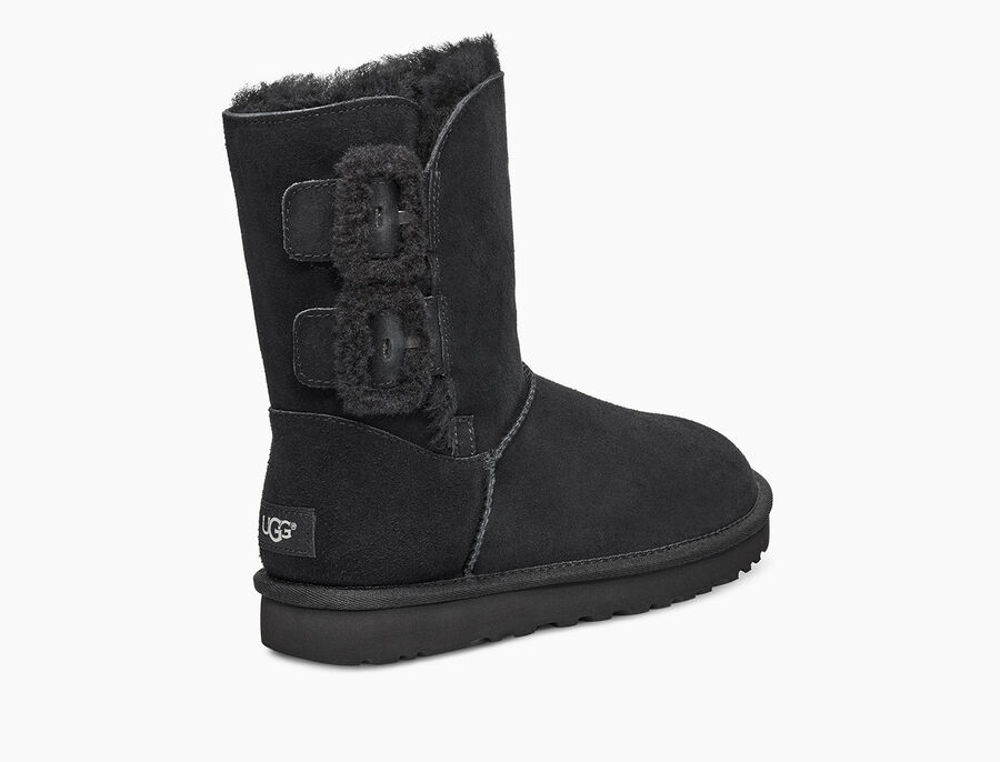 Bailey Fluff Buckle Boot  - Image 4 of 6