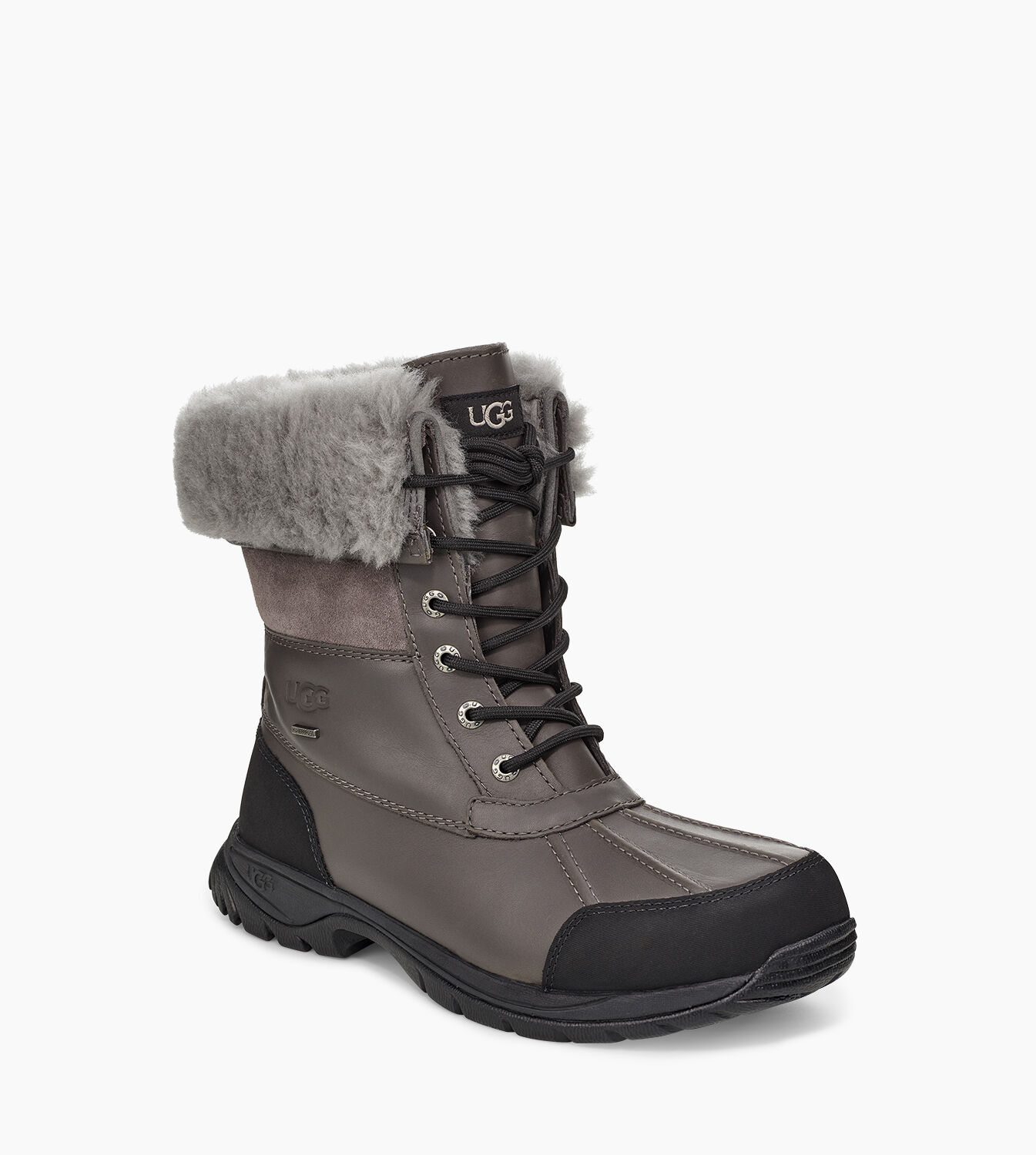 black ugg boots for men
