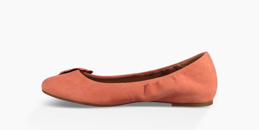 Thea Poppy Ballet Flat - Image 3 of 6